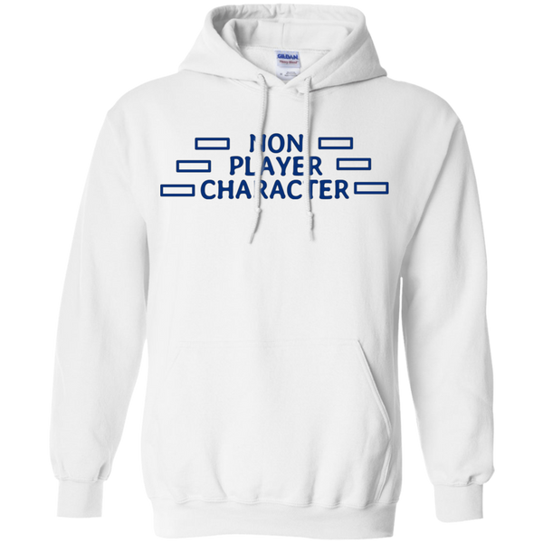 Non-Player Character Hoodie