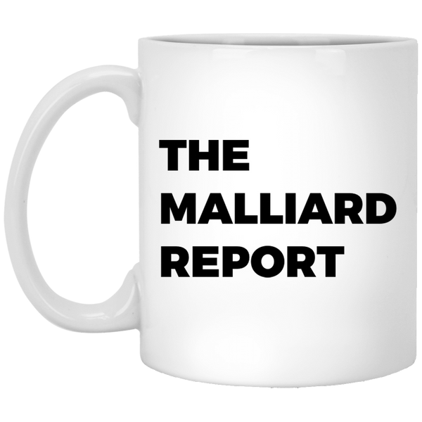 The Malliard Report Bold Coffee Mug