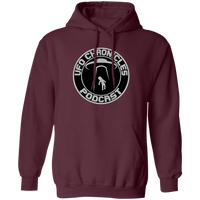 UFO CHRONICLES PODCAST Abduction Logo Hoodie