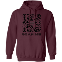 Bring On The Weird Scan Me Hoodie