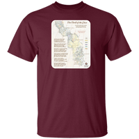 Forrest Fenn's Treasure Map Tee