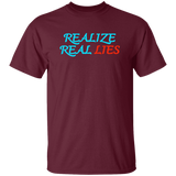 Realize Real Lies Tee