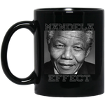 Mandela Effect Black Mug