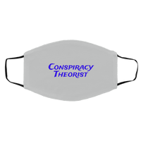 Conspiracy Theorist Face Mask