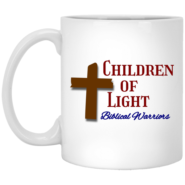 Children of Light Mug