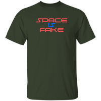 Space Is Fake Tee