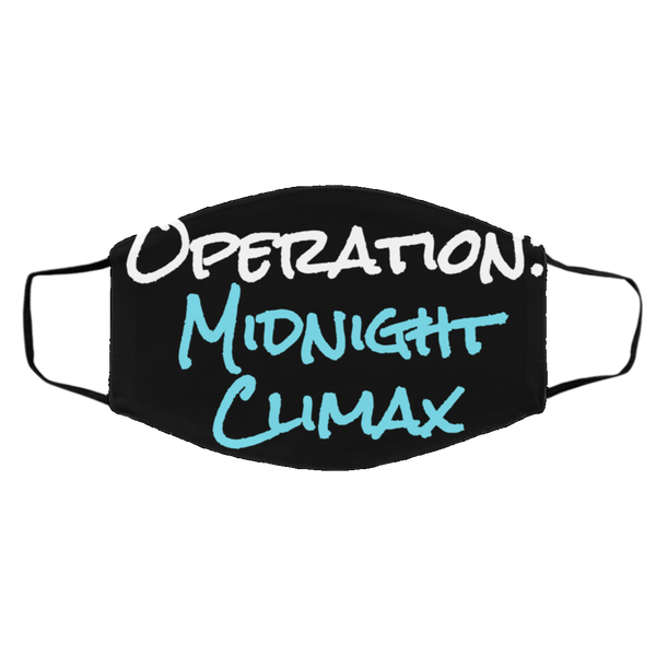 Operation Midnight Climax Face Mask