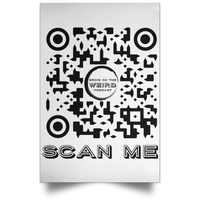 Bring On The Weird Scan Me Poster