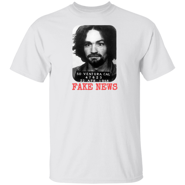 The Christian Whistleblower Manson Tee