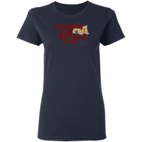 Everything Is A Rich Man's Trick Moneybag Women's Tee