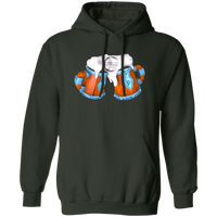 Bring On The Weird Cheers! Hoodie