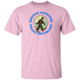 Bigfoot Approved Social Distancing Tee