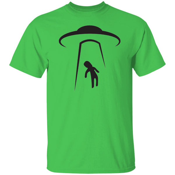 UFO CHRONICLES PODCAST Abduction Tee