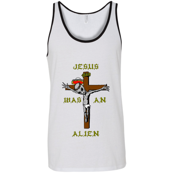 Jesus Was An Alien V2 Tank