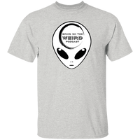 Bring On The Weird Grey Alien Tee