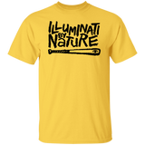 Illuminati By Nature Tee