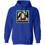 The Malliard Report Portrait Hoodie