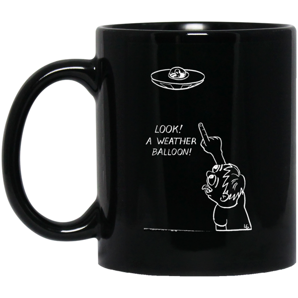 Weather Balloon 11 oz. Mug