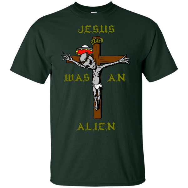 Jesus Was An Alien V2 Tee