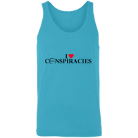 Bring On The Weird I (Heart) Conspiracies Tank