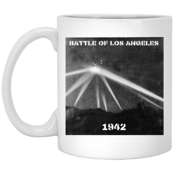 UFO CHRONICLES PODCAST Battle of L.A. Mug