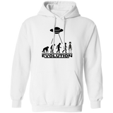 UFO CHRONICLES PODCAST Evolution Hoodie