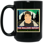 The Malliard Report Portrait Coffee Mug