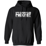 UFO CHRONICLES PODCAST Logo Hoodie