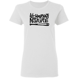 Illuminati By Nature Women's Tee