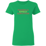 Mandela Effect Survivor Women's Tee