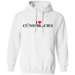 Bring On The Weird I (Heart) Conspiracies Hoodie