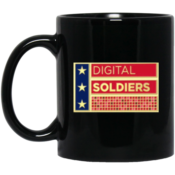 Digital Soldier Mug