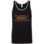 Mandela Effect Survivor Tank