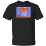 Simulation Earth Tee