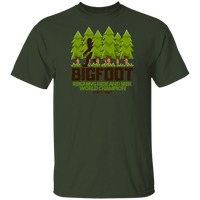 UFO CHRONICLES PODCAST Bigfoot Hide & Seek World Champion Tee