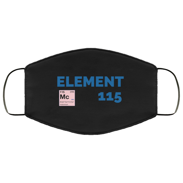Element 115 Face Mask