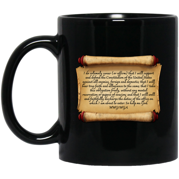 Digital Soldier Oath Mug