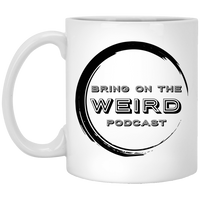 Bring On The Weird Logo Mug