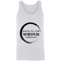 Bring On The Weird Logo Tank