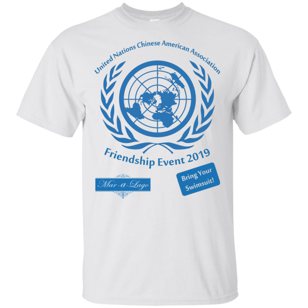 The Official 2019 US-Chinese Friendship Event Shirt