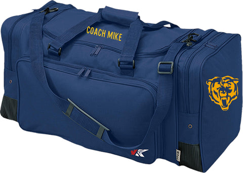 Custom Coaches Bag | Level 1 Custom Gear