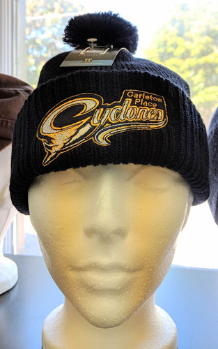 Cyclones Toque with Pompom