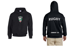 Lanark Highlander Rugby hoodie | Level 1 Custom Gear