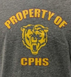 Property Of CPHS T-shirt