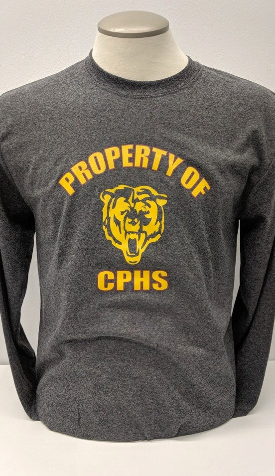 Property Of CPHS Long Sleeved Shirt
