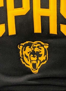 Add Bear on Front of Hoodies