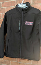 NAISMITH BASKETBALL GEAR -- light weight jacket embroidered