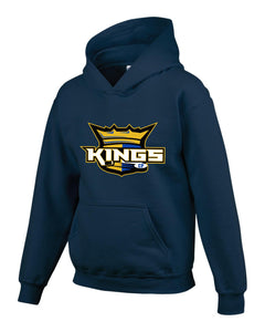 Carleton Place KINGS hoodie with embroidered logo | Level 1 Custom Gear