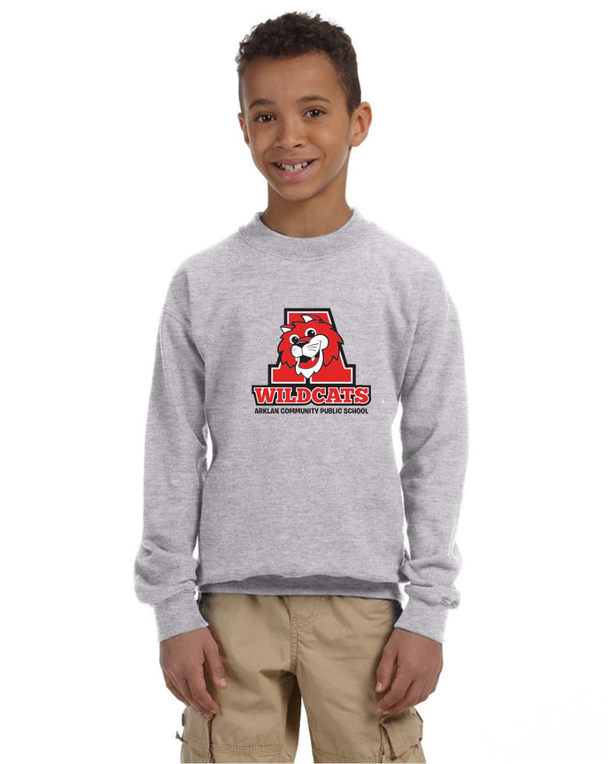 Arklan WILDCATS Crew Neck Sweater