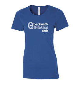 Beckwith Athletics Club T-shirt